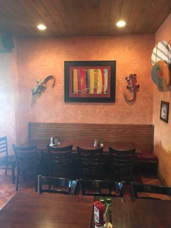 The Hub Baja Grill: Nice mexican