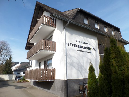 Pension Ettelsbergblick