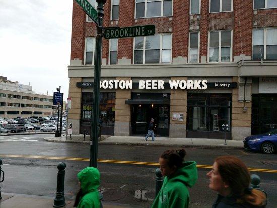 Boston Beer Works Photo