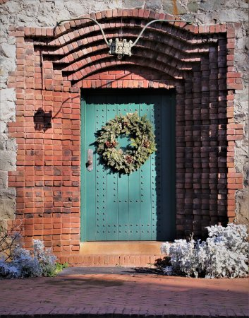 Grass Valley, Kalifornia: FRONT DOOR