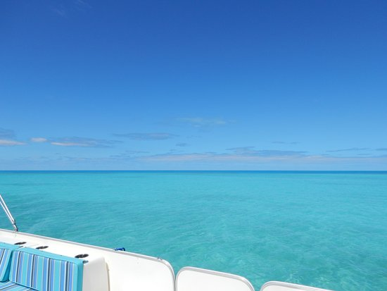St. George, Islas Bermudas: Yes, the water really is that blue - these pictures have not been filtered, believe it or not!