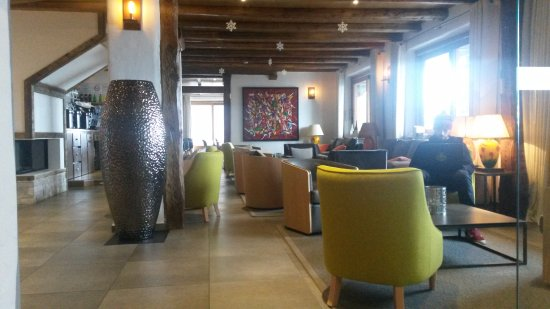 Foto de Hotel-Residence Le Merilys