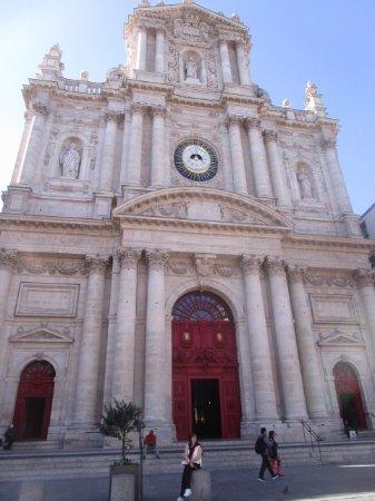 La facciata della chiesa di st paul st louis picture of rue des francs bour - 52 rue des francs bourgeois ...