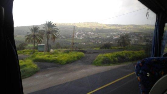 Maagan Kibbutz Holiday Village : General area.