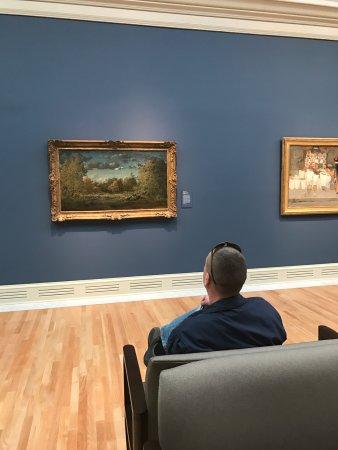 Chrysler Museum of Art: art