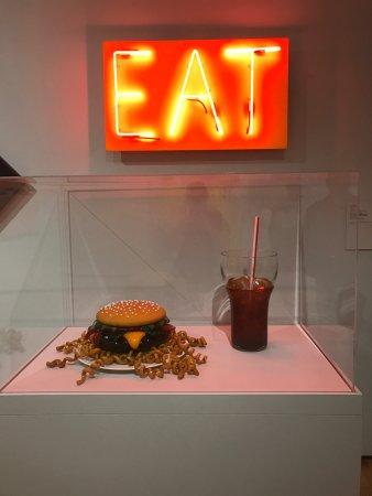 Chrysler Museum of Art: eat