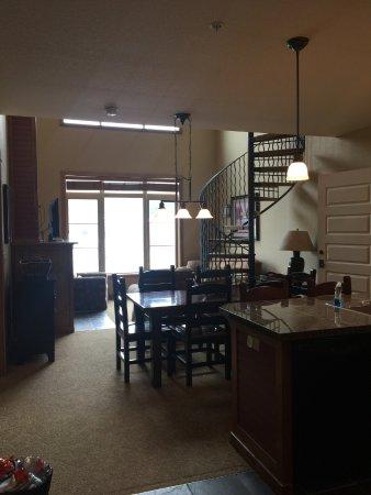 Kellogg, ID: View from front door