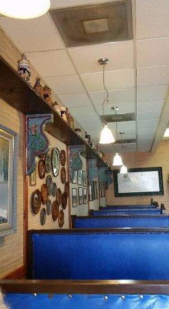 Webster, TX: Restaurant Decor