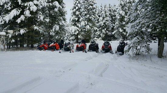 Island Park, Idaho: Winter Rentals