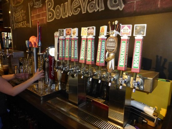 Creve Coeur, MO : Boulevard tap takeover