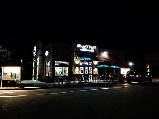 Burleson, TX: Drive-thru at corner of Alsbury and Summercrest