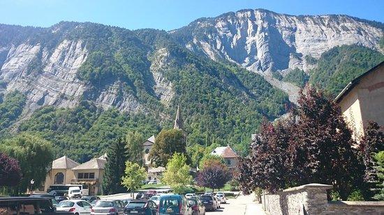 Le Bourg-d'Oisans صورة فوتوغرافية