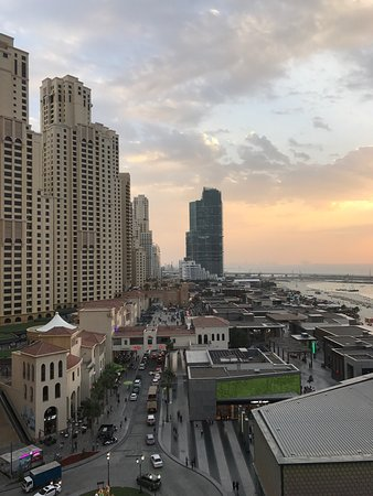 Best Sunset in Dubai