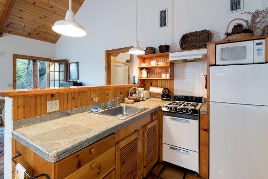 Ahwahnee, Califórnia: Kitchen
