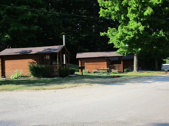 Streetsboro, OH: cabins for rent