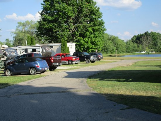 Streetsboro KOA : seasonal sites
