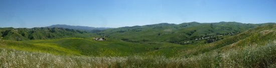 Chino Hills State Park: View from the Bane Ridge Trail