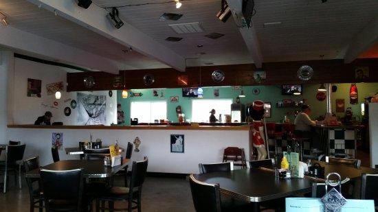 Elma, WA: Flippin Fifties Diner