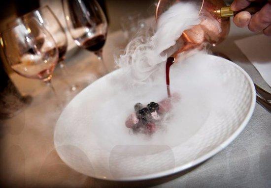 Soroe, Dania: Winemakersdinner