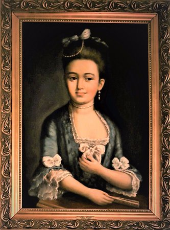 โซโร, เดนมาร์ก: Støvlet Katrine 1745 - 1805