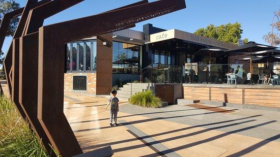 Wangaratta, Australia: Cafe the PreVue