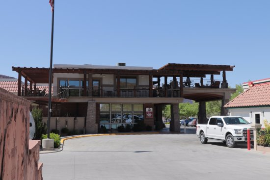 Best western plus canyonlands inn picture of best for Best western moab