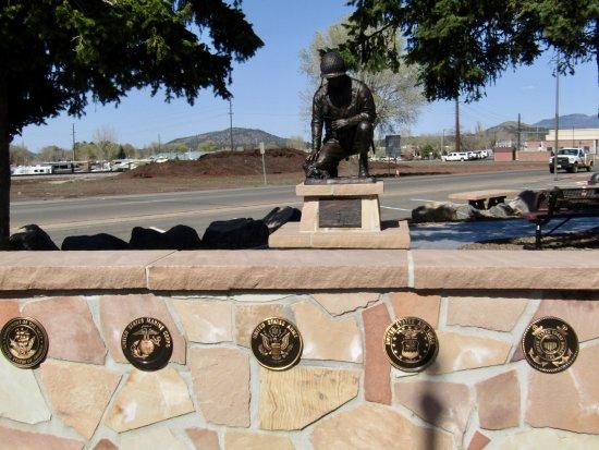 Williams, AZ: Monument