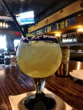 Deerfield, IL: A most delicious Margarita.
