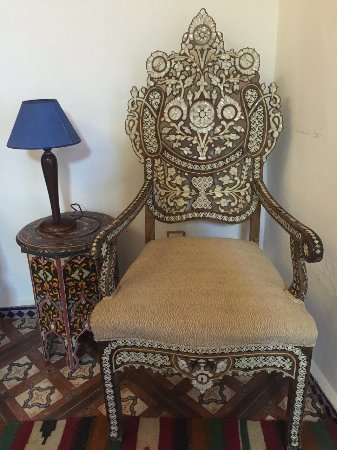 Hotel Continental: Moroccan Chair