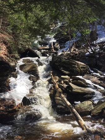 Lye Brook Falls: photo0.jpg