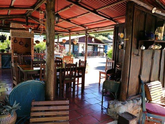 Santa Maria, Costa Rica: Acogedor y lleno de detalles