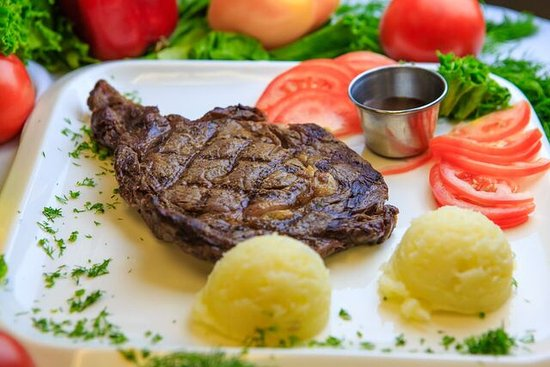 Feasterville, Пенсильвания: ribeye steak 5_large.jpg