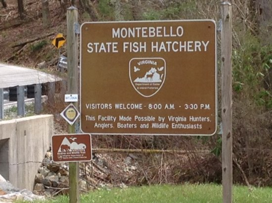 Montebello State Fish Hatchery