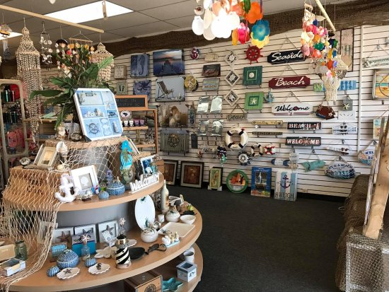 Coastal Gifts & Decor
