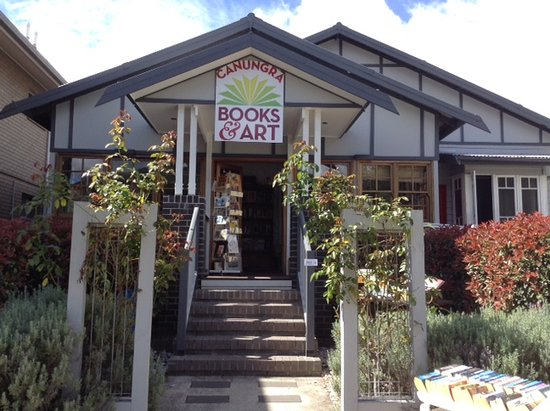 ‪Canungra Books and Art‬