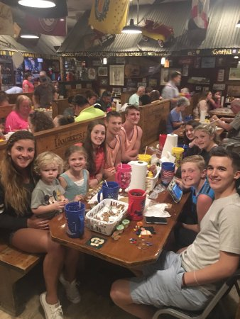 Foley, AL: The kids all sat in one location