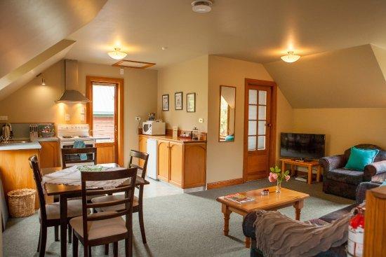 Awatuna, New Zealand: Piper's flat Apartment
