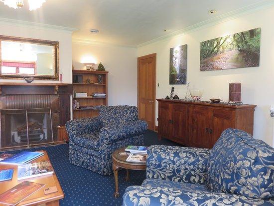 Awatuna, New Zealand: Lounge
