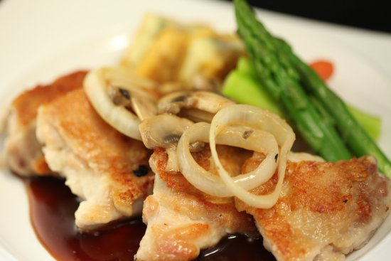 Ebisu on Robson : Chicken Teriyaki Dinner
