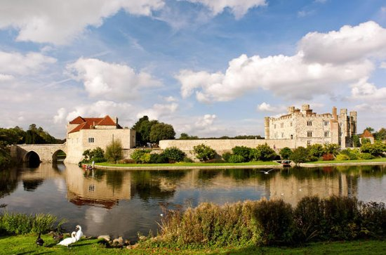 Leeds Castle, Canterbury and Dover ...