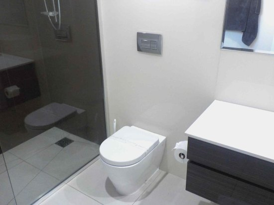 Castlemaine Colonial Motel : Toilet