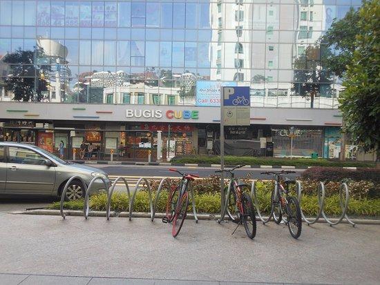 Fragrance Hotel - Bugis: Dekat Bugis Cube