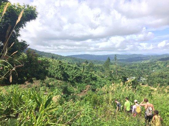 Suva, Fidżi: beautiful scenery