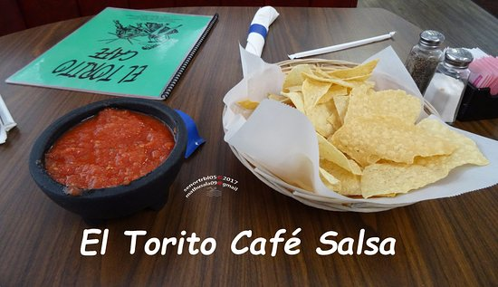 El torito cafe salsa picture of el torito restaurant for El salas restaurante