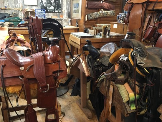 King Ranch Saddle Shop Picture Of King Ranch Saddle Shop