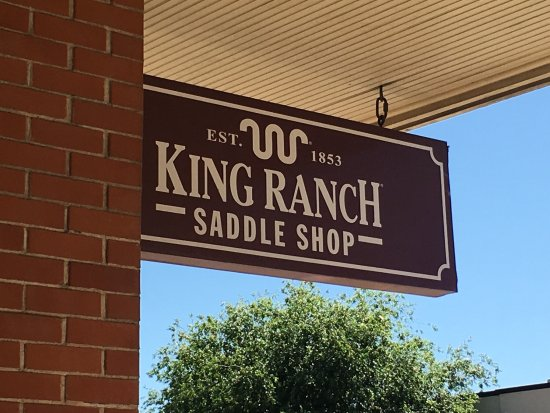 Kingsville, Τέξας: King Ranch Saddle Shop
