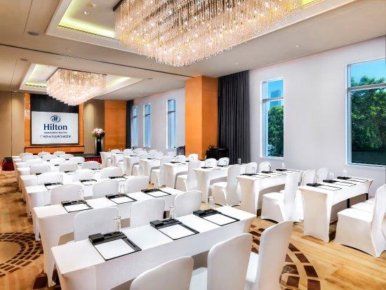 ฮิลตันกวางโจว์ไบยันโฮเต็ล: Meeting Room 1+2