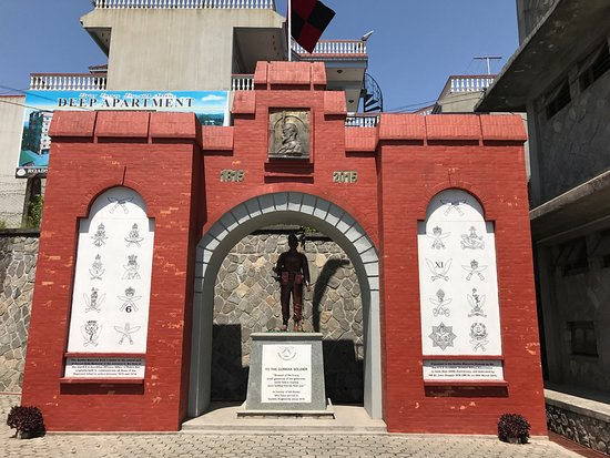 Gurkha Memorial Museum