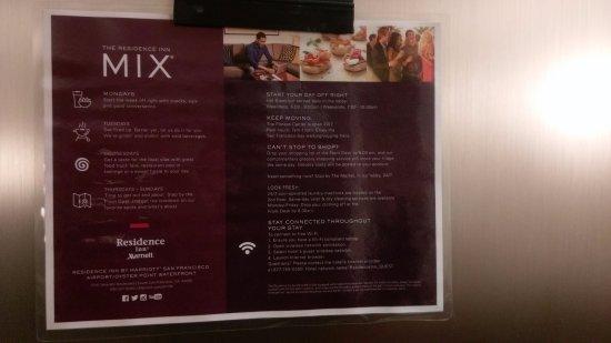 "The ""MIX"" Program"