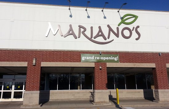 Building Sign Picture Of Mariano 39 S Park Ridge Tripadvisor